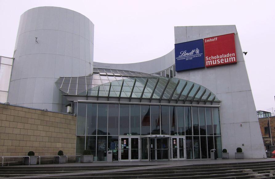 Шоколадовия музей в Кьолн