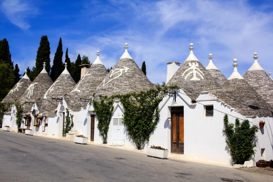 Трулите в Алберобело (Trulli of Alberobello)