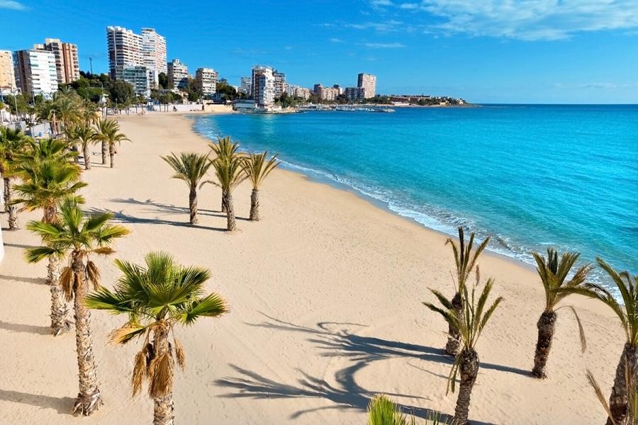 Плажовете на Аликанте
